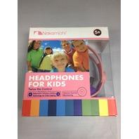 Nakamichi Headphone For Kids Nk Kids Pink & Purple