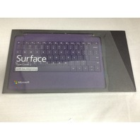 Microsoft Surface Type Cover 2 - Purple with Backlighting