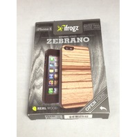 Ifrogz iP5nat-Zbo Natural Case For iPhone 5 5s - Zabrano