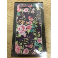 Akna Glamour Series Vintage Flower Pattern Case for iPhone 5 5S