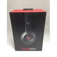 Beats Solo 2.0 On-Ear Headphones (Black)
