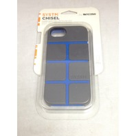Incase Sy10060 Chisel Case For Apple iPhone 5 - Asphalt/Blue