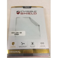 Zagg Invisible Shield For Nokia Lumia 1020 - Retail Packaging - Transparent