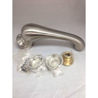 Pfister Rt6-P0xk Portland Two Handle Roman Tub Trim Kit, Brushed Nickel