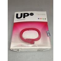 Up 24 By Jawbone - Bluetooth Enabled -  Medium - Pink Coral