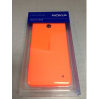 Nokia CC-3079 Shell For Lumia 635/630 - Bright Orange