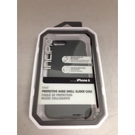 Incipio Edge Protective Hard Shell Slider Case iPhone 6 - 4.7 - Grey