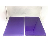 Speck Products 15-Inch See-Thru Satin Soft Touch, Hard Plastic Case Macbook pro