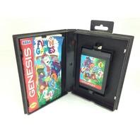 Fun 'n' Games - Sega Genesis