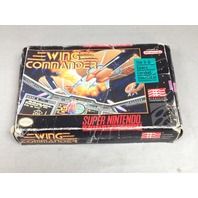 Wing Commander - Nintendo Super NES