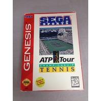 ATP Championship Tour Tennis (Sega Genesis)