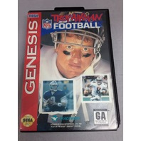 Troy Aikman Football - Sega Genesis