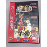 Nba Action '94 - Sega Genesis