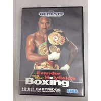 Real Deal Boxing - Sega Genesis