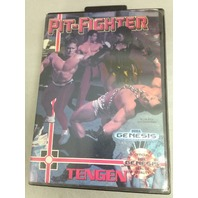Pitfighter - Sega Genesis