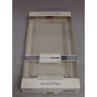 Case-Mate iPhone 6 Plus Tough Naked - Clear w/ Clear Bumper