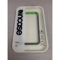 Incase Frame Case for iPhone 5/5s (Slate/Fluro Green - CL69373)