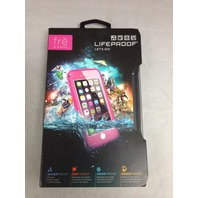 GENUINE LifeProof iPhone 6 - Fre Series - Power Pink (Light Rose/ Dark Rose)