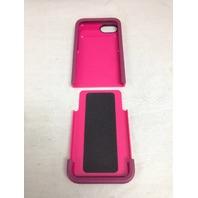 Incase Crystal Meta Slider case - iPhone 5Raspberry