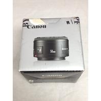 Canon 2514A002BA Ef 50 1.8 II Lightweight Lens