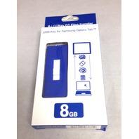 Bidul & Co USB Key for Samsung Galaxy Tab, 8 GB