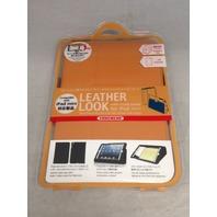 Tunewear LeatherLook Case for iPad mini - Camel