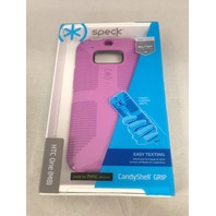 Speck CandyShell Grip Case for HTC One M8, SPK-A2758 -Beaming Orchid Purple