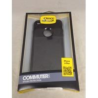 OtterBox Commuter Series iPhone 6 Plus Case, Black