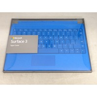 Microsoft Surface 3 Type Cover SC English, Bright Blue (A7Z-00002) - SEALED 106722-5550