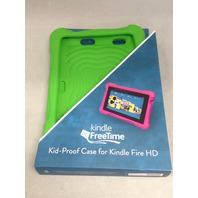 Kindle FreeTime Kid-Proof Case for Kindle Fire HD - Green