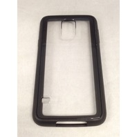 Belkin Grip Vue Protective Case / Cover for Samsung Galaxy S5 Clear/black