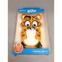 Griffin Cheetah KaZoo Protective Animal Case for iPhone 5/5s