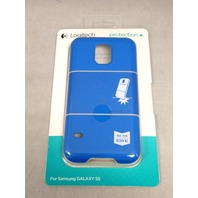 Logitech Protection   Plus Case for Samsung Galaxy S5 (Blue Khaki)