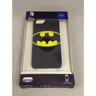 Dc Comics iP1901 Distressed Emblems Hard Case For iPhone 5 & 5s - Batman