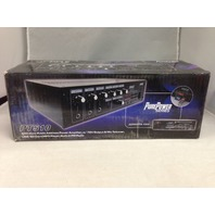 Pyle PT510 240 Watt Amplifier, USB/SD Readers, Built-in FM Radio & LED Display