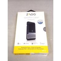 ZAGG Speaker Case for iPhone 6 / iPhone 6S - Black