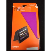 Amazon fire cover 7in (2015) - Slim Lightweight Standing Custom Fit, Magenta