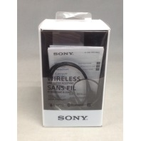 Sony MDR-AS600BT Active Sports Bluetooth Headset (Black)