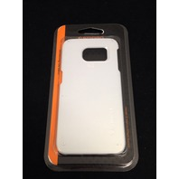Spigen Premium Matte Finish Hard Case for Galaxy S6 - Shimmery White