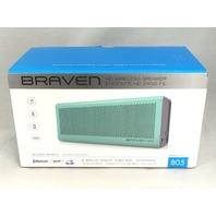 Braven 805 wireless Bluetooth speaker - Teal