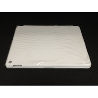ZAGG Slim Book Case Hinged with Detachable Backlit Keyboard iPad Air 2 - White