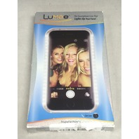 iPhone 6 6s Lumee Illuminated Cell Phone Case  - Black
