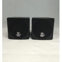 "Pyle home 3"" 100 watt mini cube speaker"