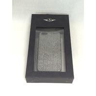 Avani iPhone 5/5S Tweed Hard Shell Case - Black/white