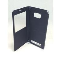 Samsung EFCG928PBEGCA S View Cover GS6 Edge Plus Blue/Black