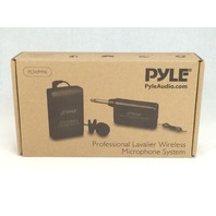 Pyle-Pro Pdwm96 Lavalier Wireless Microphone System