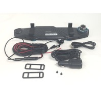 DBPower HD 1080P Dual Lens Car Dashboard Camera & DVR Black Box with Nightvision
