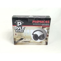 Pyle Home Phpnc45 High-Fidelity Noise-Canceling Headphones With Carrying Case