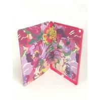 Isaac Mizrahi New York iPad Air case -pink