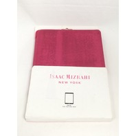 Isaac Mizrahi New York iPad Air case -pink